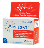 Appesat the seaweed diet pill that suppresses appetite