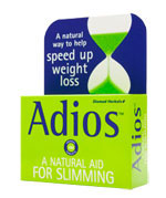 Adios herbal slimming aid