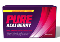 Buy Pure Acai Berry Tablets