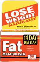 Fat Metaboliser Tablets Review