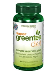 Super Green Tea Diet Ingredients